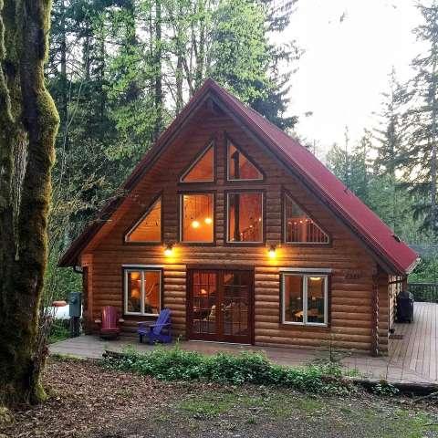 Mt. Baker Lodging – Cabin #21