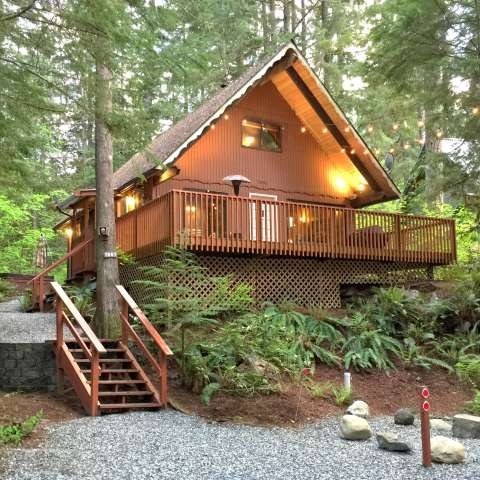 Mt. Baker Lodging – Cabin #98