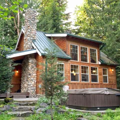Mt. Baker Lodging – Cabin #11