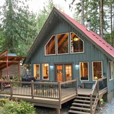 Mt. Baker Lodging – Cabin #99