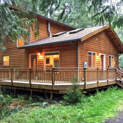 Mt. Baker Lodging – Cabin #64