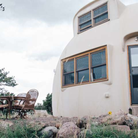 Soul Space Colorado Dome Home