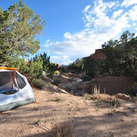 Kodachrome Basin Campground