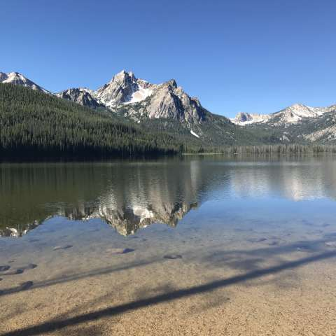 Stanley Lake Inlet Campground