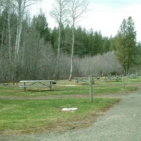 Brooks Memorial Campground