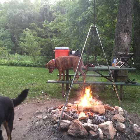Two Lakes Campground