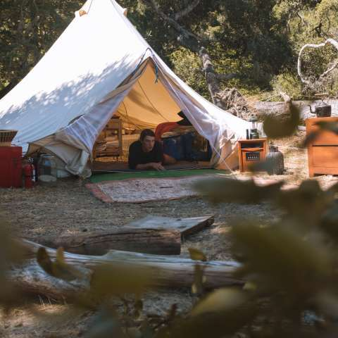 Wonderland Camping, Cabin&Tents