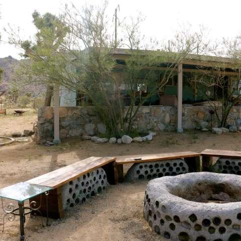Joshua Tree Ranch House