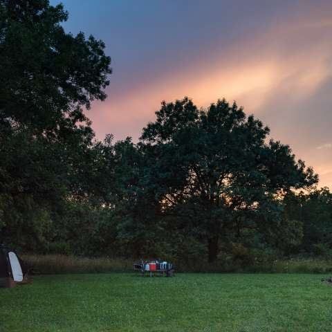 Star Field Campground