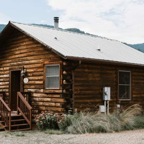 Cherokee Cabin
