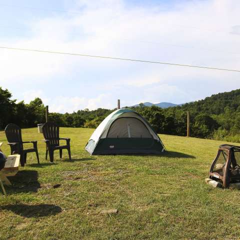 Special Holiday Tent Camping