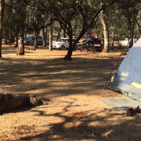 Upper Bayview Campground