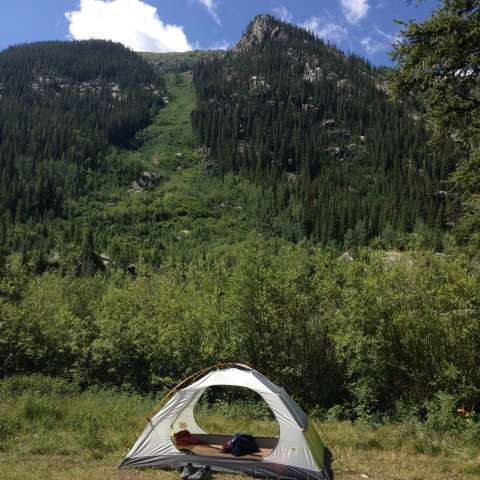 Lincoln Gulch Campground