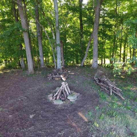 Naked Charley's Camping Retreat