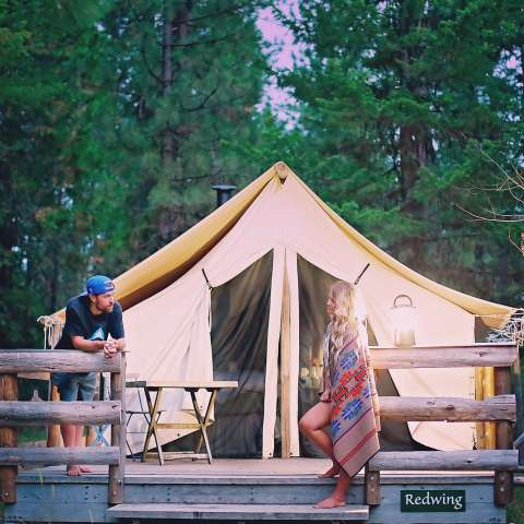 Willow-Witt Wall Tents