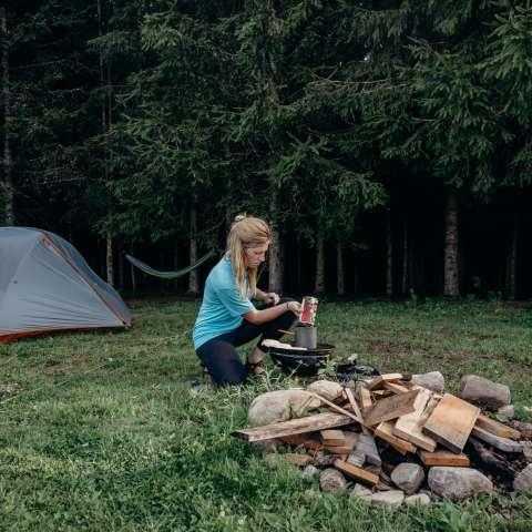Misty Mountain Farm Camping