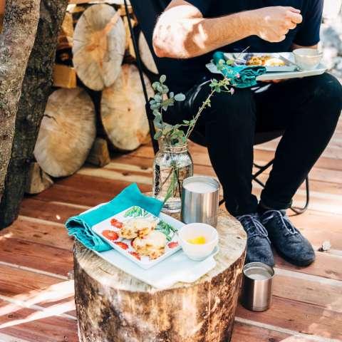 Camp Owl Pine: Idyllwild