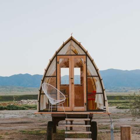 Pope's Hut