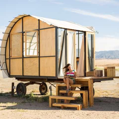 Snail Hut