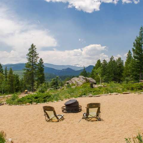 35 acre Mountain RV Experience