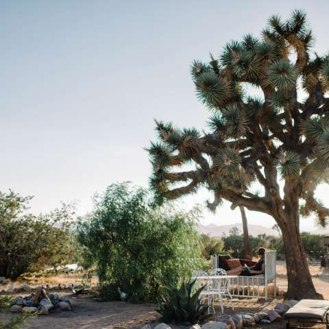 Joshua Tree Rock House