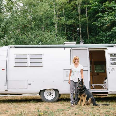 Glamping on the Farm