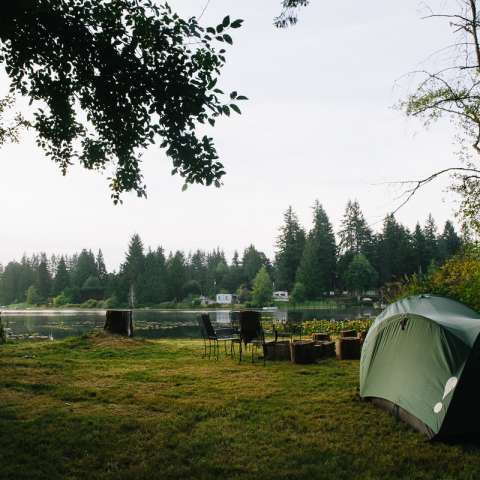 Seven Lakes Campground