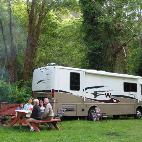 Special Holiday RV Camping