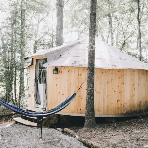Yurt 19' with A/C and Heat