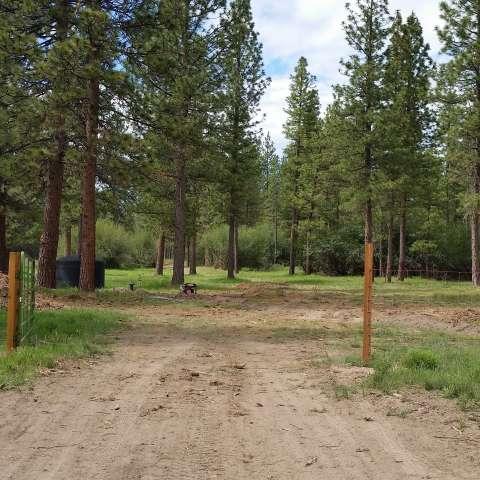 Stunning Western Camp Site #1