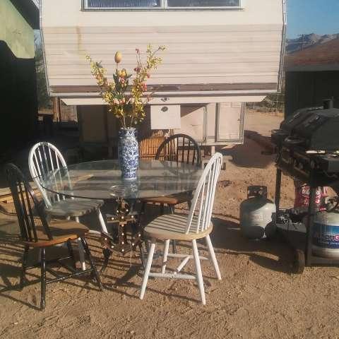 Desert Harbor Retro Camper