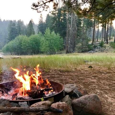 Blue Lake Campground
