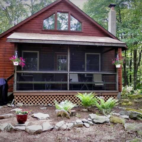 Boulder Ridge Cabin