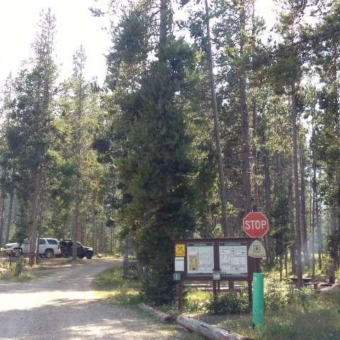 Sacajawea Campground