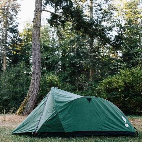 Free Horse Farm - Tent Camp