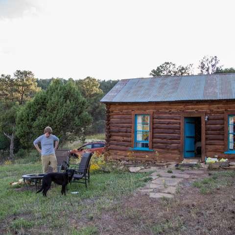Original 1924 Settler's Cabin