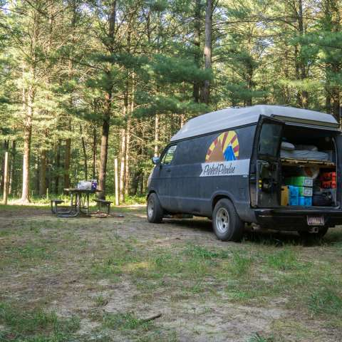 McKinley Horse Trail Campground