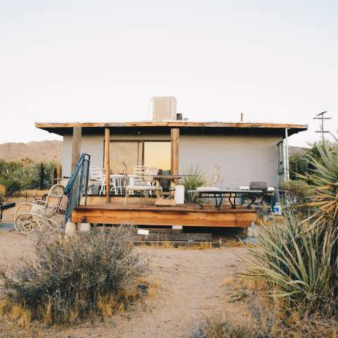 Joshua Tree Mountain House