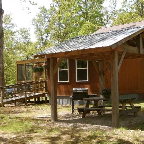 Tranquil Arkansas Cottage