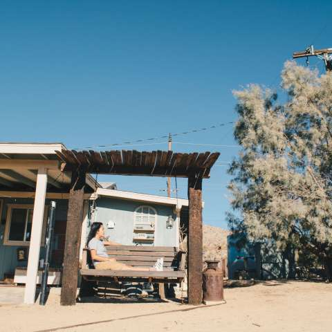Joshua Tree Ranch House