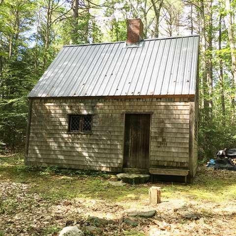 17th Century Cabin