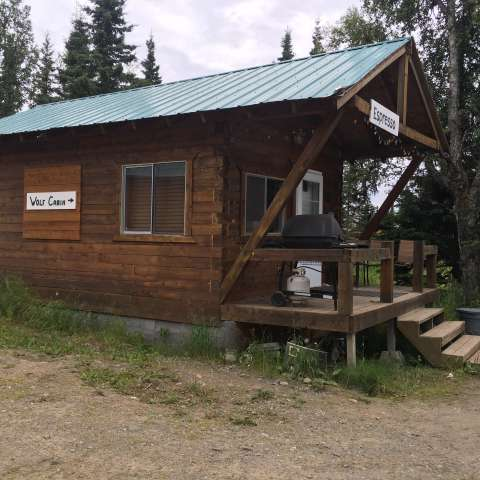 Alaska Wildrose Cabins