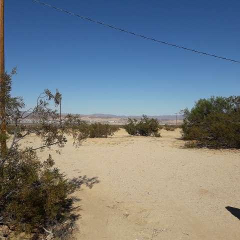 Don's Desert Getaway