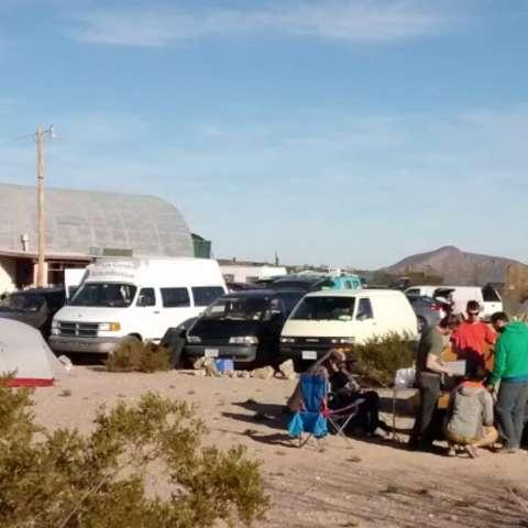 Climber's RV Camp