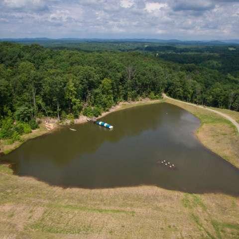 Lakeside Vineyard Camp
