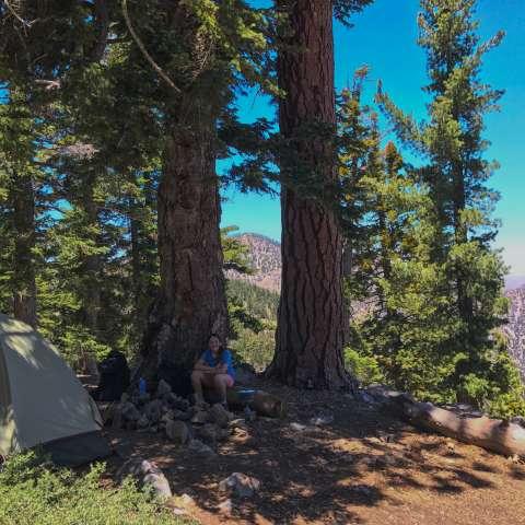 Little Jimmy Trail Camp