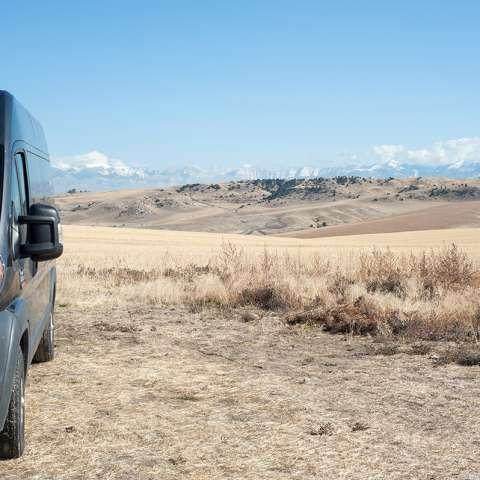 Golden Skyfall RV Camping