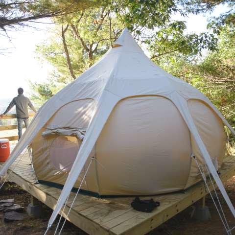 Runamuk Farm Tent