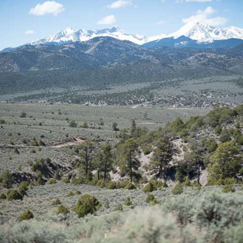 Mountain Views, Raw Land Camp