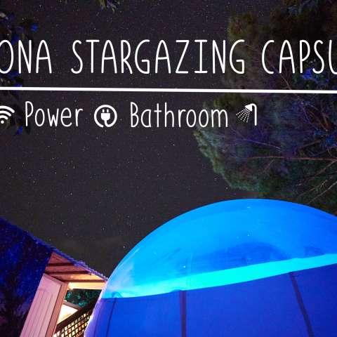 Amazing Stargazing Capsule
